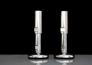 stainless steel candlestick holder calleds Waingro with highest of quality