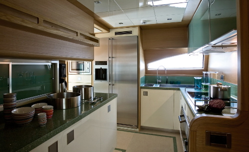 super fancy modern kitchen glamorous