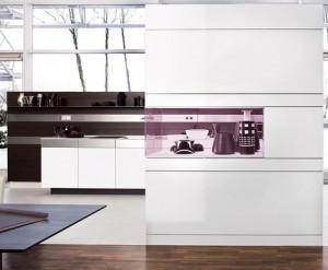 the kitchen communicates environment bringing room life