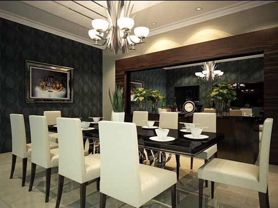Top modern dining room design with many color themes