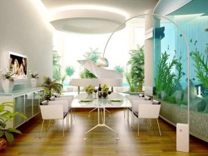 Top modern dining room design with many options of design and color themes