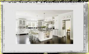 tradition white kitchen island storage Kitchen Ideas White