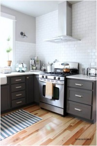 two tone kitchen cabinet doors Two Tone Kitchen Cabinet Ideas Kitchen Cabinet Diy Contemporary Two Toned Cabinets Painted Two Tone Kitchen Cabinet Ideas1 two toned kitchen cabinets