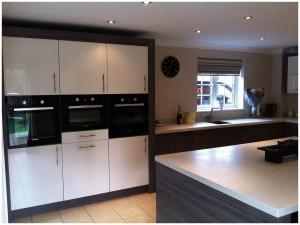 two tone kitchens new kitchen2 two toned kitchens