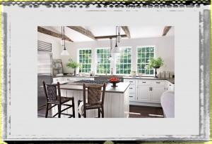 white airy kitchen xln Kitchen Ideas White