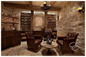 wine display ideas farmhouse mediterranean wine cellar sophisticated decor ideas in tuscan houston wine display ideas