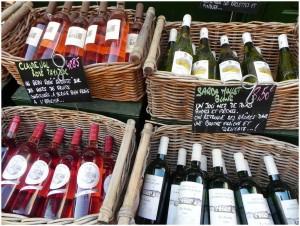 wine display ideas  rue mouffetard wine display used wine display ideas