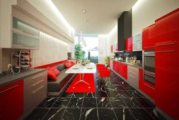 25 amazing kitchen very suitable in modern houses or apartments