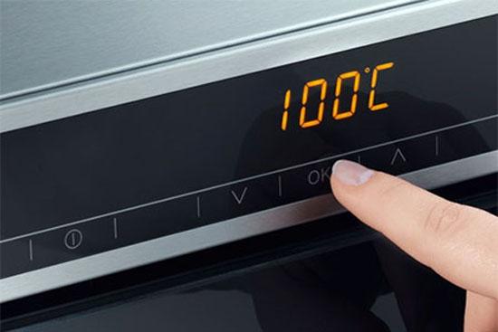 DG 1450 countertop steam oven Elegant design of kitchens appliances
