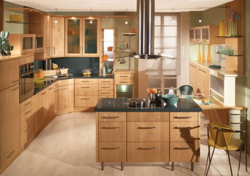 Favorite Modern Design Island Kitchen Remodeling Ideas for Your Home