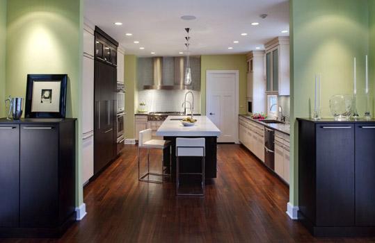 contemporary kitchen design ideas 1
