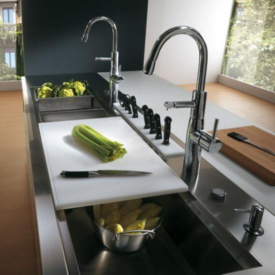 durable kitchens furniture contemporary modern kitchen by Ernestomeda