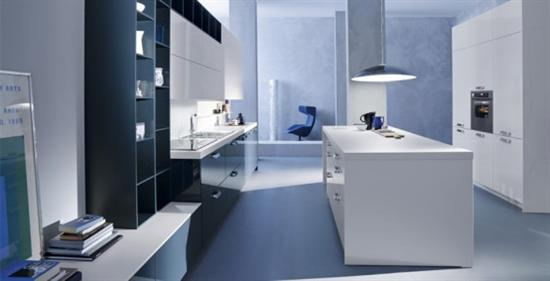kitchen code expressive colour and natural elegance by Snaidero
