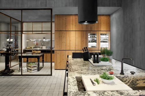 Knotty Pine Kitchen By Minacciolo
