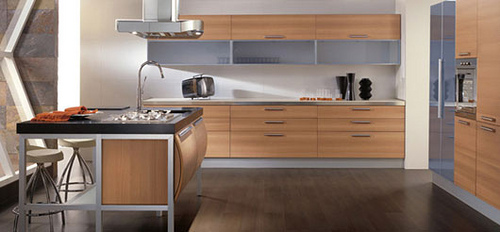 modern European style kitchens from Aster Cucine innovative new trend kitchen