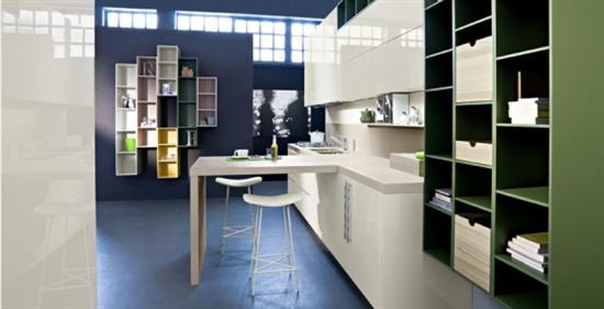 snaidero kitchen code expressive colour and natural elegance